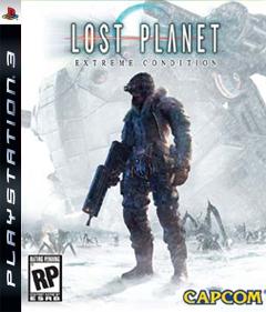 Lost Planet'in (PS3) Kuzey Amerika çıkış tarihi açıklandı