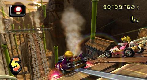Trucos para Mario Kart Wii