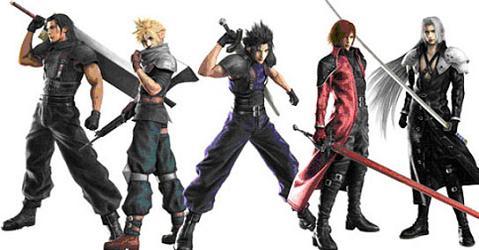 Crisis Core ? Final Fantasy VII? para PSP