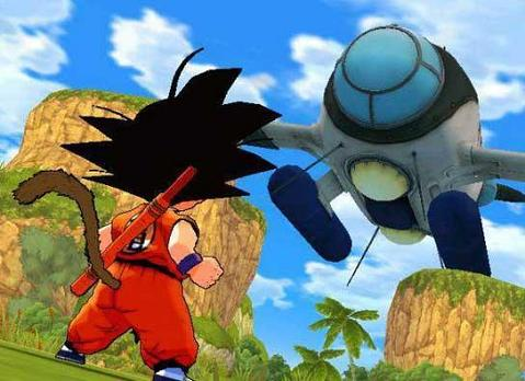 dragon ball revenge of king piccolo wii y dragon ball z attack of the