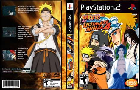 todos los trucos para Naruto Ultimate Ninja 4: Naruto Shippuden