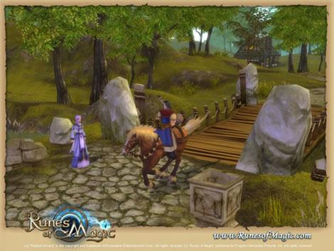 Runes Of Magic Juego Online Gratis Que Se Vende En Tiendas
