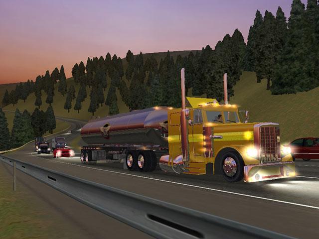 18-Wheeler Big Rig Trucks