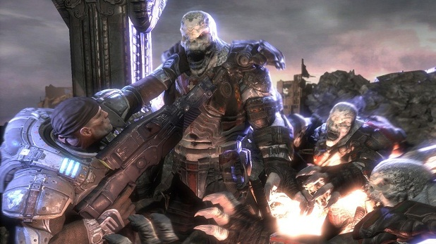 Ejecuciones 'Gears of War 3′
