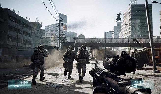 Battlefield 3': vídeos de la versión de Xbox 360