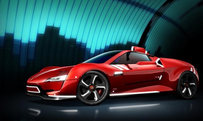 Ridge Racer' para PS Vita
