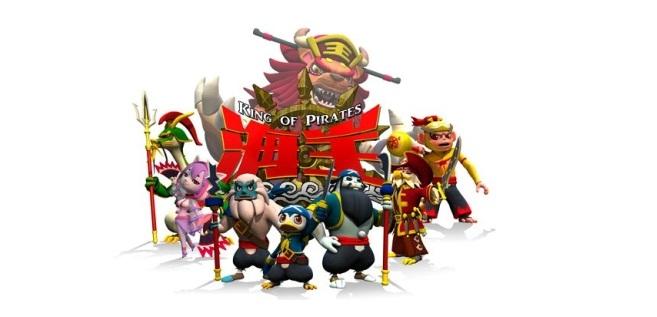 Kaio: King of Pirates? para Nintendo 3DS