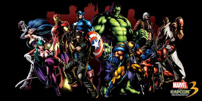 Detalladas las novedades de 'Ultimate Marvel vs Capcom 3' para PS Vita
