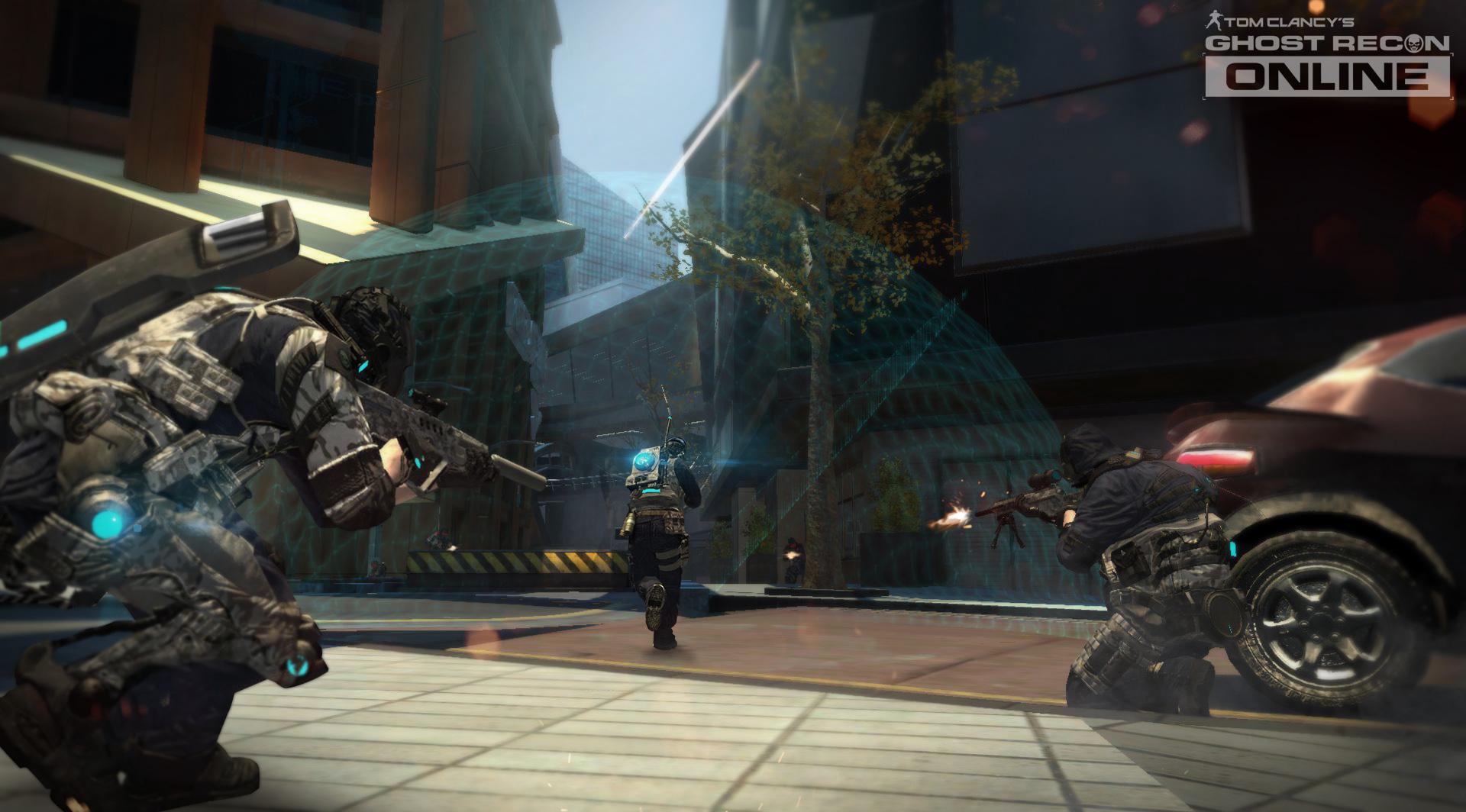 Enter the Phantoms Screenshot 3