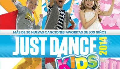 Just Dance Kids 2014 portada Wii U