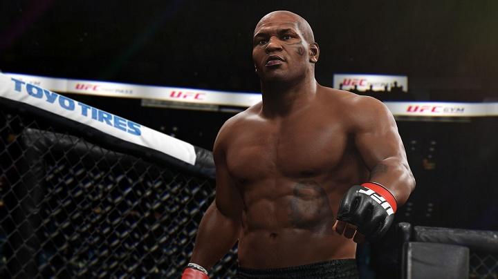 EA Sports UFC Mike Tyson