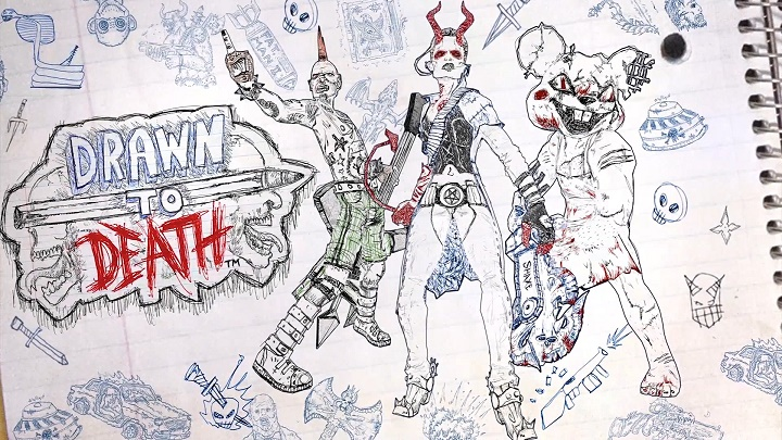Drawn-to-Death