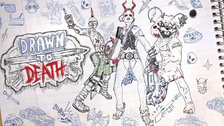 Drawn-to-Death